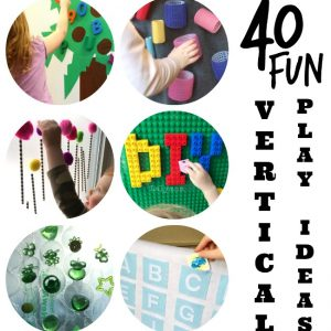 Kids Activities on a Vertical Plane