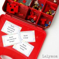 Free LEGO Printables – LEGO Challenge Cards for the Perfect Portable Play Pack