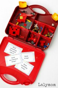 Free LEGO Printables to Pair with LEGO Juniors Suitcases