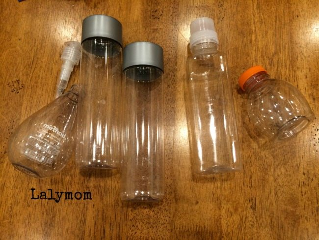 Recycled Discovery Bottles
