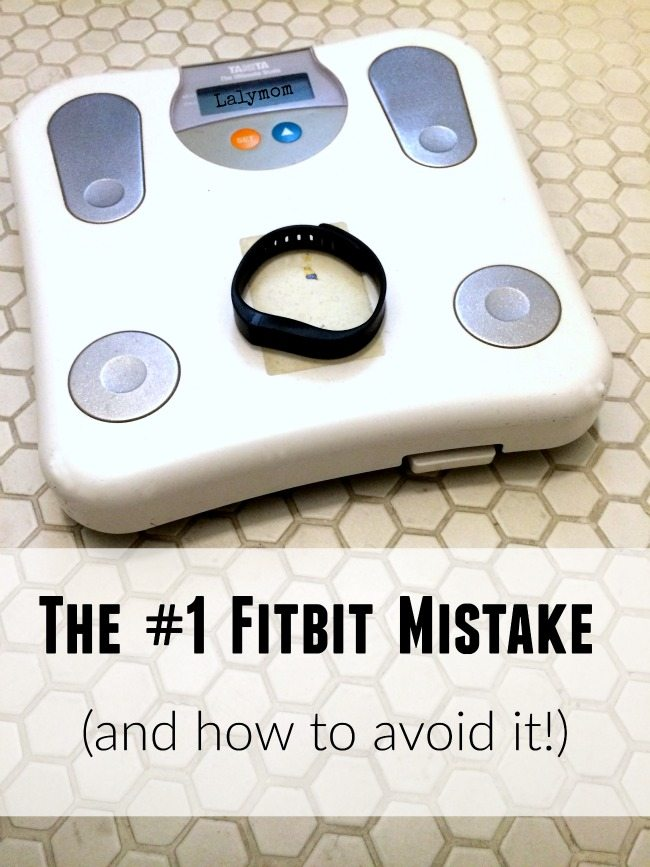 The #1 Fitbit Weight Loss Mistake- And how to Avoid it! Are you using a fitness tracker to help you lose weight You might be making this huge mistake. Fix it now so you're on the right path!