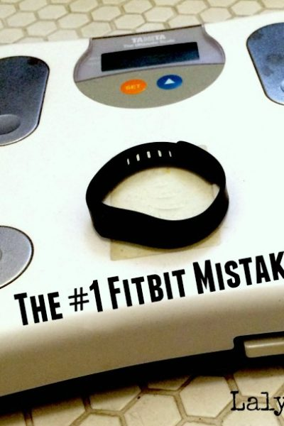 The #1 Fitbit Weight Loss Mistake – And How to Avoid It!