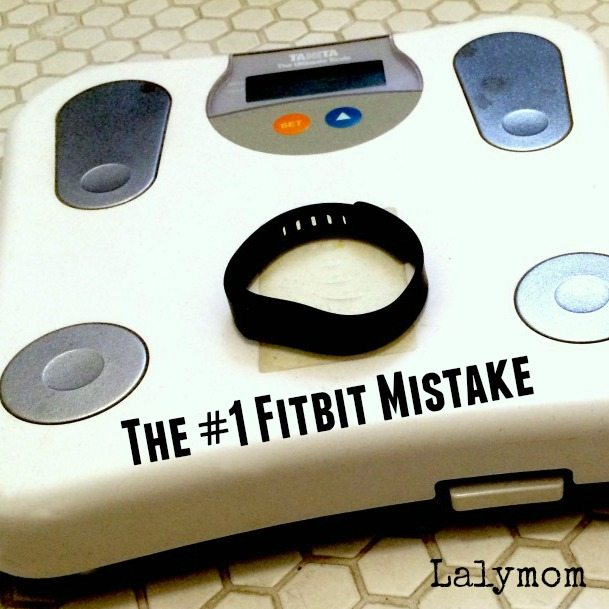 The BIG Fitbit Weight Loss Mistake- and How to Avoid it! If you are using an activity tracker to lose weight, check this out before your next step!
