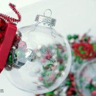 Christmas Sensory Bin – Jingle Bells Music & Magnets Sensory Bin