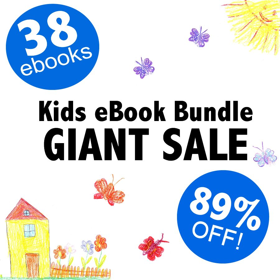 Huge Parenting and Kids eBook Bundle! Tons of Kids Activities, Behavior Resources and Printables too!