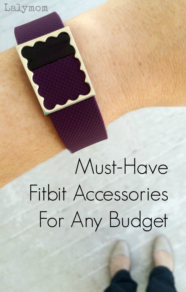 Must Have Fitbit Accessories at Any Budget