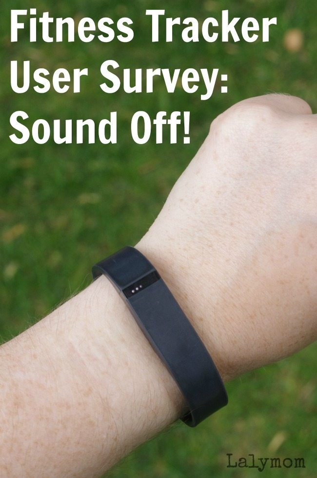 Do you have a Fitbit or other brand of fitness tracker? If so, take this survey today!