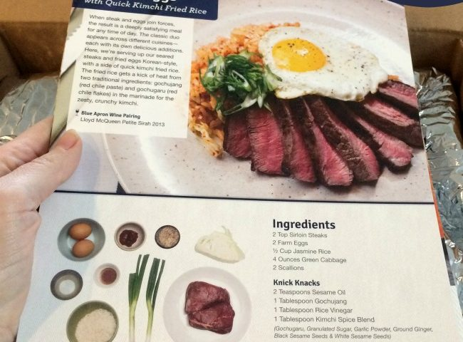 Blue Apron Review - 7 Reasons to Try It and 1 Reason Not To