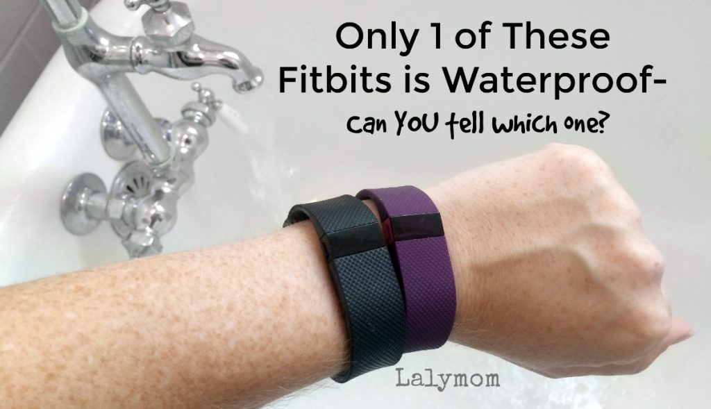 Your Fitbit is NOT waterproof, unless you bought this version.