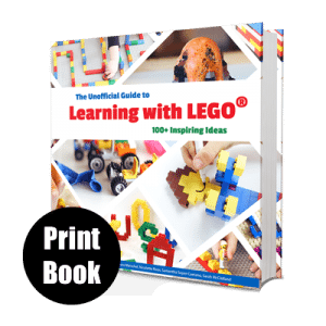 Educational LEGO activities for Kids print book