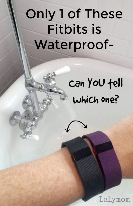 Are Fitbits Waterproof? Nope! Standard Fitbits are NOT waterproof, find out which ones really are!