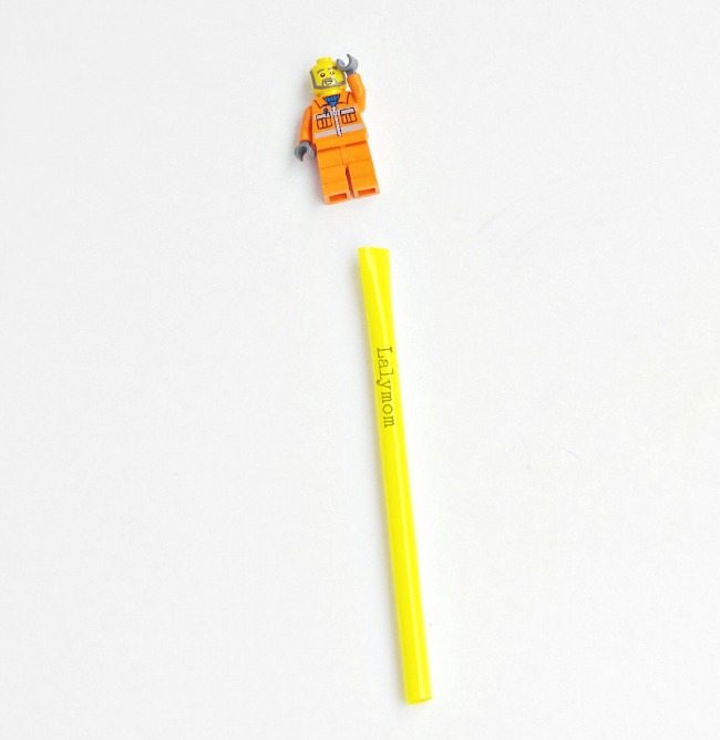 lego reading aid and shadow puppet tutorial