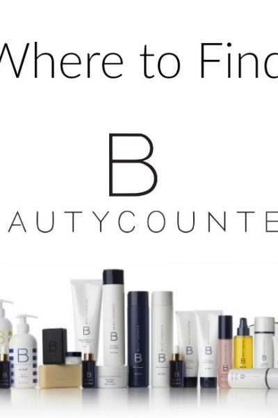 Where to Buy Beautycounter Products Without a Consultant
