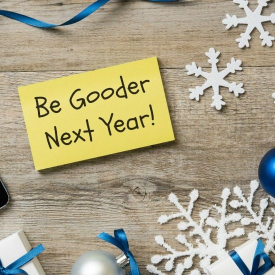 How to pick a New Year's Resolution Goal