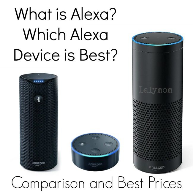 compare alexa devices amazon echo vs dot tap lalymom. Black Bedroom Furniture Sets. Home Design Ideas