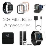 20+ Awesome Fitbit Blaze Bands and Accessories