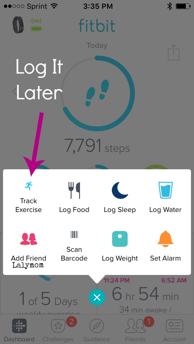 7 Fitbit Hacks for Uncounted Fitbit Steps