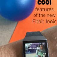 7 Crazy Cool Features of the Fitbit Ionic