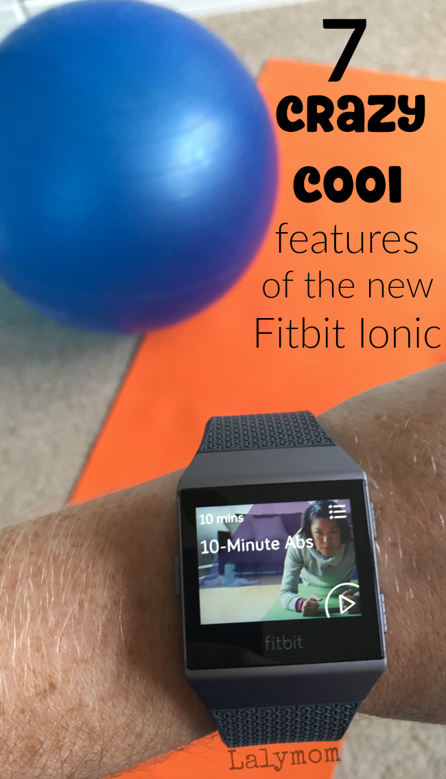 7 crazy cool features of the fitbit ionic - number 1 is the best