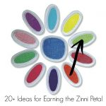 20+ Daisy Girl Scout Zinni Petal Ideas (Considerate and Caring Patch)
