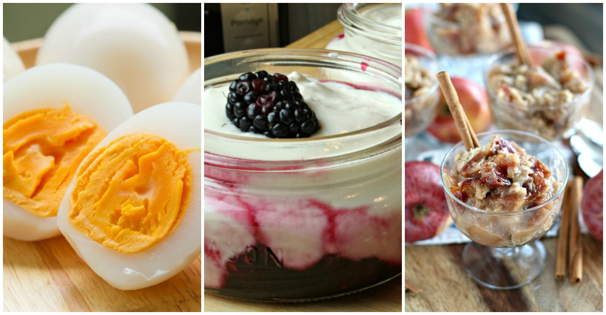 20+ Awesome But Easy Instant Pot Breakfast Recipes