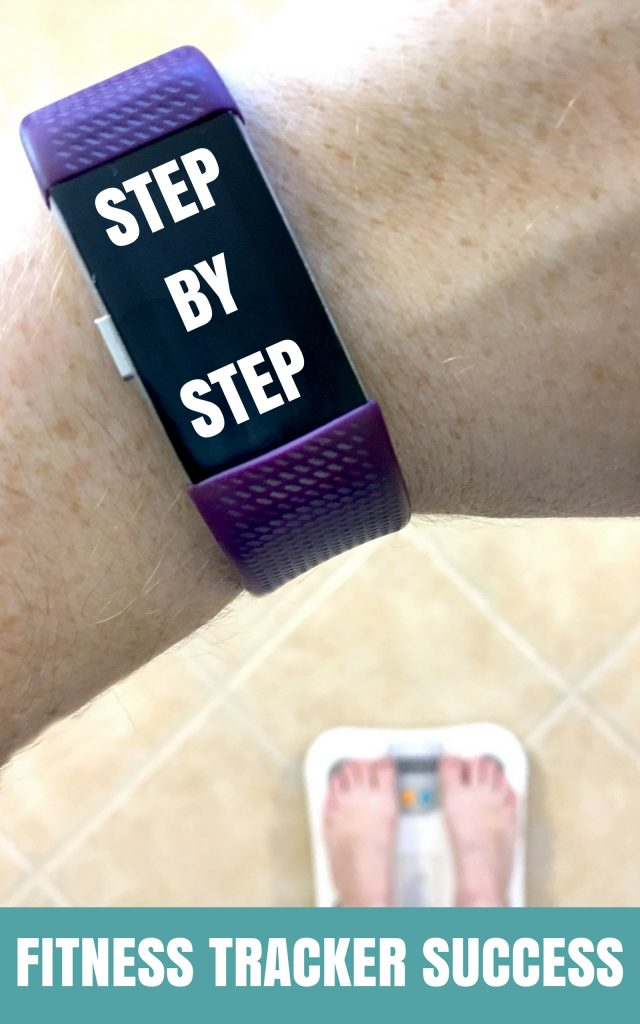 Step By Step - Fitness Tracker Success Book