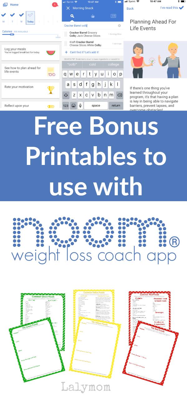 Noom Coach Free Joining Bonus - LalyMom