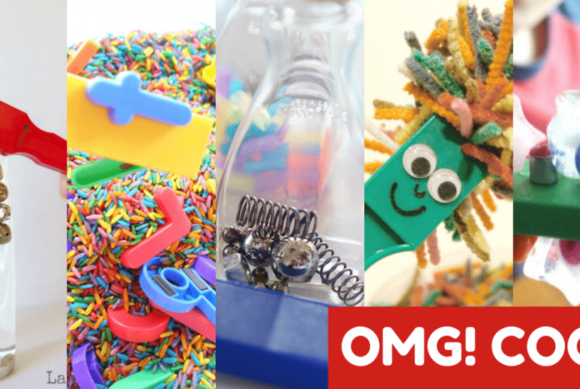 20+ Cool Magnets for Kids Activities