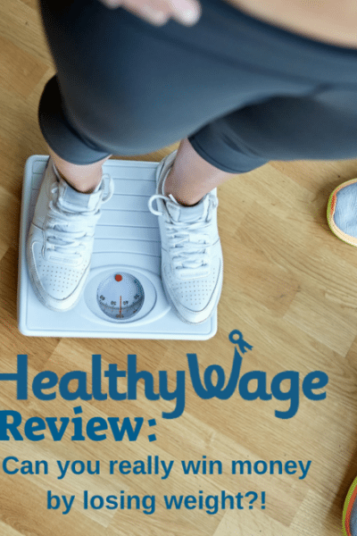 2018 Healthy Wage Review – Win Money for Losing Weight?!