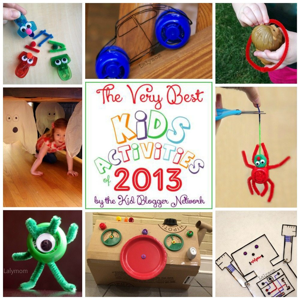 Best Kids Activities of 2013 from Lalymom