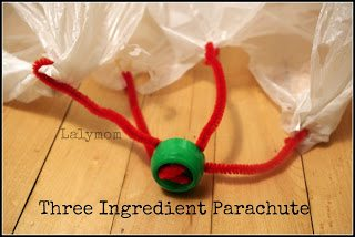 Challenge and Discover: Make a Parachute