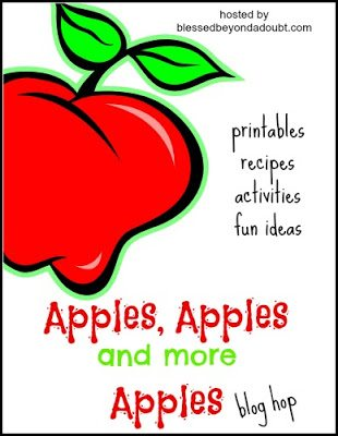 Apple Crafts and Activities for Kids Link-up!