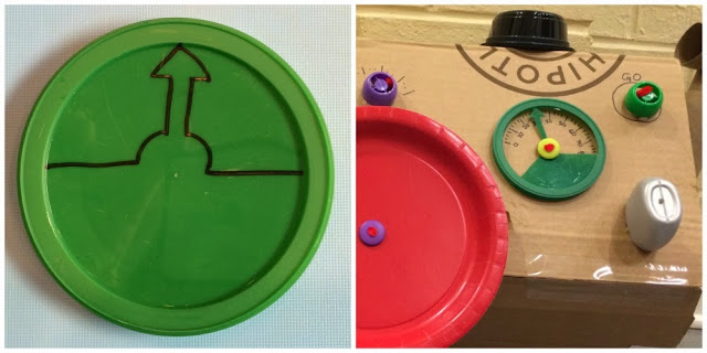 Fine Motor Skills Activity Dashboard for Kids- Easy Recycled Craft from Lalymom #FineMotor #DIY #CraftsforKids