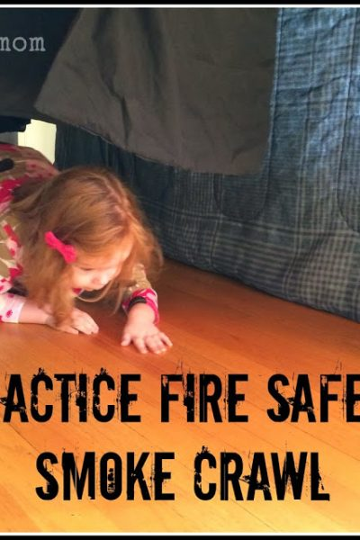3 Easy Activities for Fire Safety for Kids