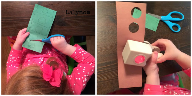 Making Pretend Paper Money Fine Motor Skills Ideas from Lalymom