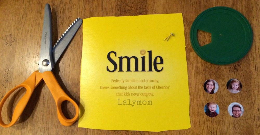 Easy Volvelle Tutorial from Lalymom