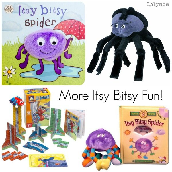 Itsy Bitsy Spider Gifts for Kids