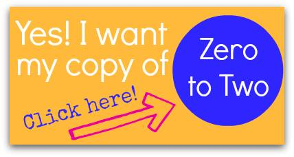 Zero to Two eBook with Activities for Infants and Toddlers