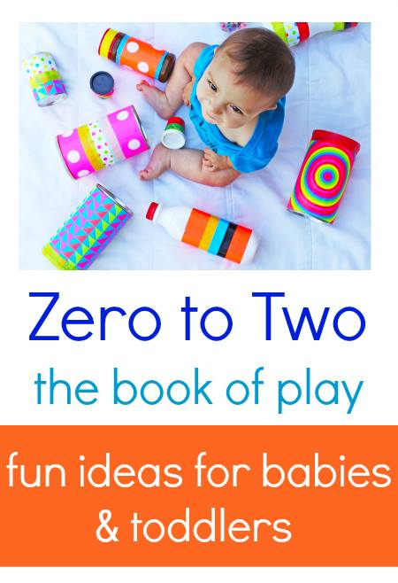 activities for infants and toddlers ebook