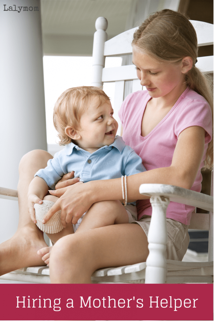 Hiring a Mother's Helper from Lalymom