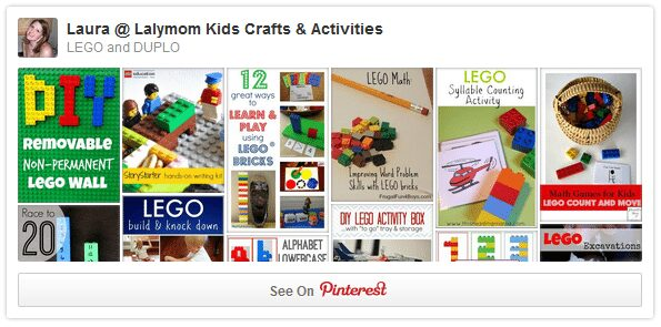 LEGO and DUPLO activities ideas and party inspirations board from Lalymom