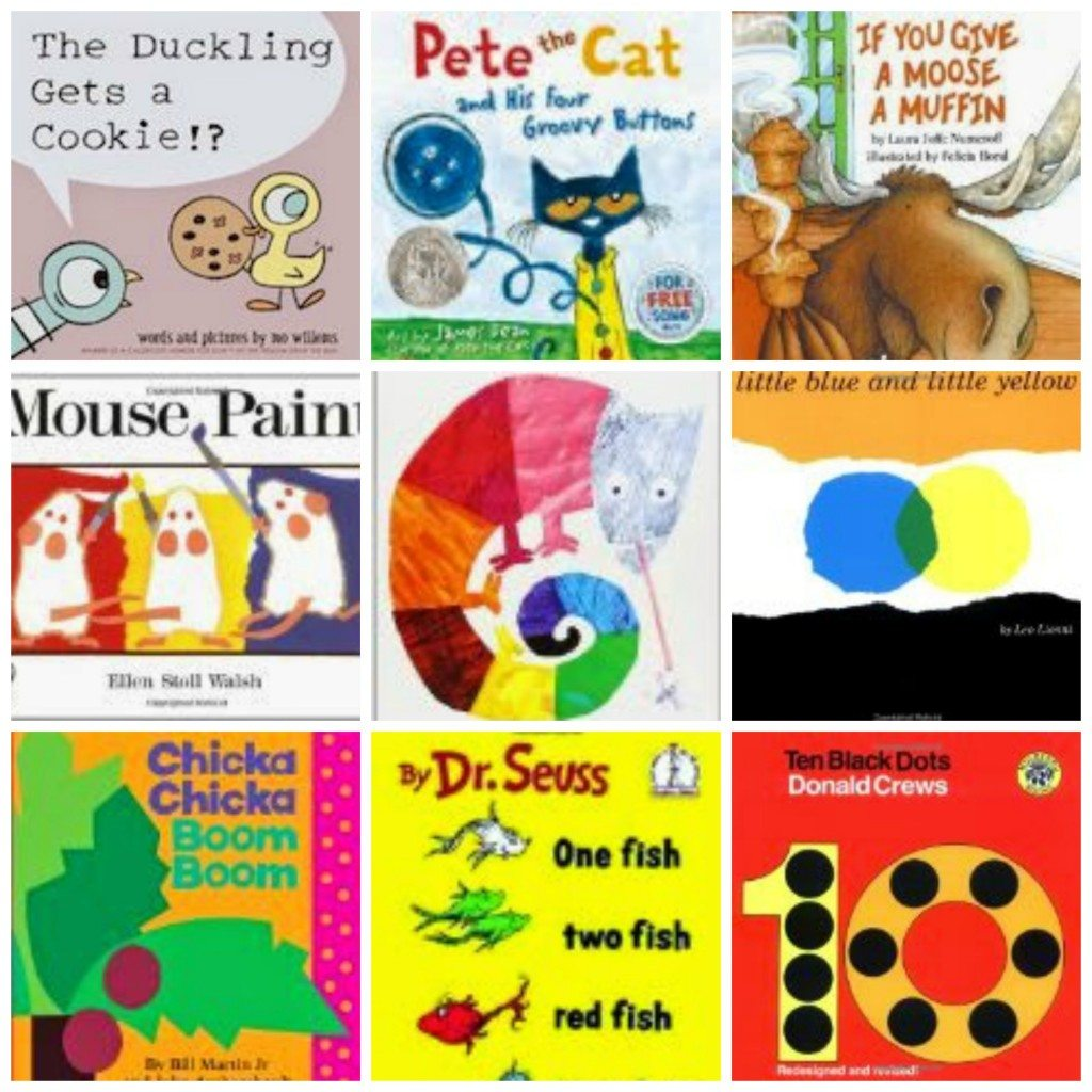 Monthly Book Extension Activities from the Virtual Book Club for Kids