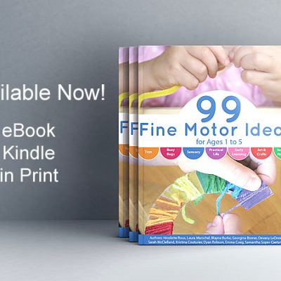 99 fine motor ideas books