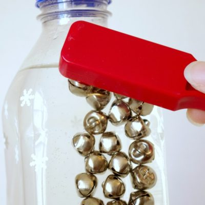 3 Christmas Activities Using Jingles Bells - my kids love jingle bells!