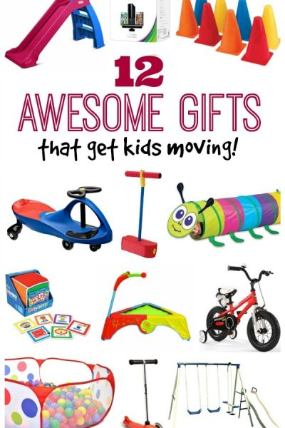 Gifts that Promote Gross Motor Skills for Kids