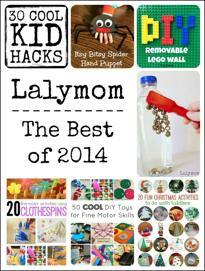 Best of Lalymom 2014