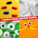 4 Simple Seuss Inspired Slime Ideas on Lalymom.com