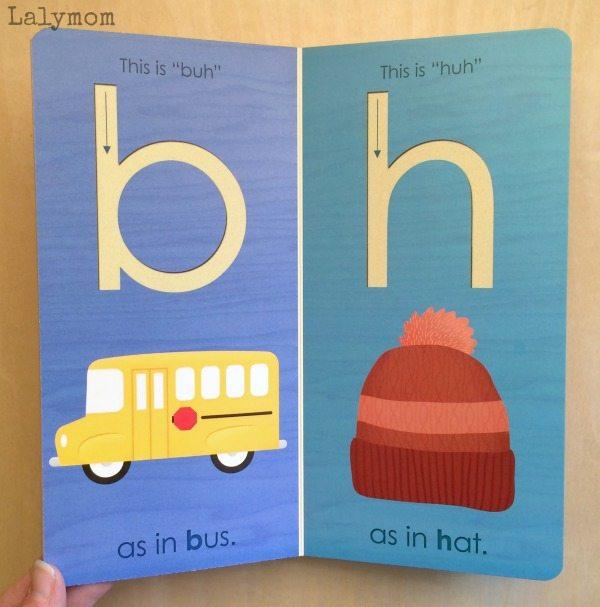 Montessori Letter Work Book Review