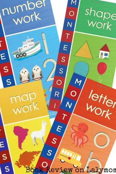 Montessori Resources - Montessori Work Books for Kids Review on Lalymom