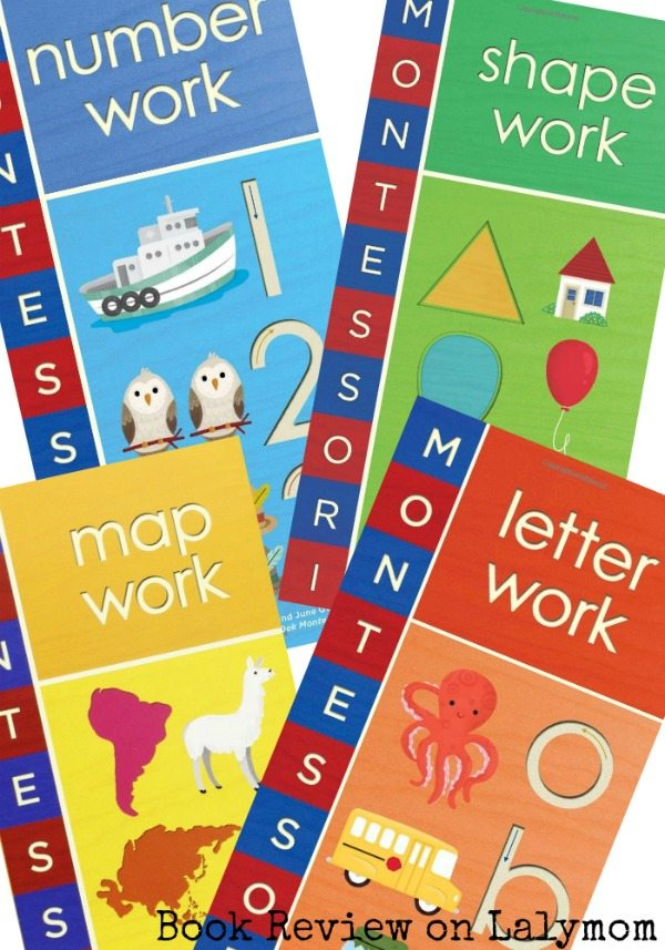 Montessori Resources Review – Montessori Work Books Series
